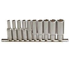 "Set de Llave Tubular 1/2"" Profundo Vasos Pulgadas 10Pcs. pro Torque Modelo BGS"