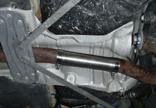 BMW M235i Centre resonator mid silencer delete pipe deres pipe
