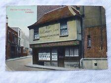 R050 The Old CURIOSITY SHOP LONDON Postcard c1912