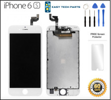 WHITE iPhone 6S Assembly Genuine OEM LCD Digitizer 3D Touch Screen Replacement