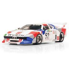 Bmw M1 #52 Le Mans 1981 1:43 Model SPARK MODEL
