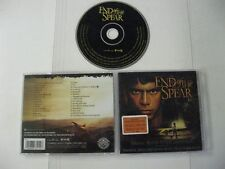 End of the spear soundtrack - CD Compact Disc