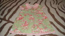 BOUTIQUE TRISH SCULLY 2T GORGEOUS DRESS 2T W/ RHINESTONES