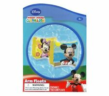 Disney Mickey Mouse Swim Arm Floats Pool Beach Floaties