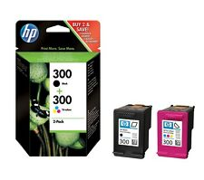 HP Genuine 300 For Deskjet D1663 D2500 Ink Cartridges