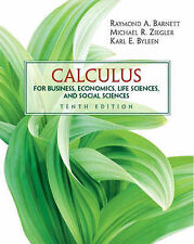 Calculus for Business, Economics, Life Sciences and Social Sciences-ExLibrary