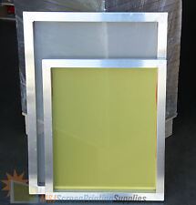 "6-Pack NEW 20""x24"" Alum Aluminum Frame Printing Screens 110/160/230 Mix Mesh Lot"