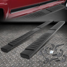 FOR 07-18 CHEVY SILVERADO/GMC SIERRA CREW CAB NERF BAR RUNNING BOARDS SIDE STEP