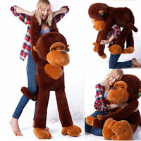 Kids Doll gifts Giant Plush Monkey Toy Huge Large Big Toy Stuffed Monkey Animal