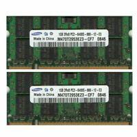 2GB Acer Aspire 3105WLMI 5051 5051AWXMI 5052AWXMI 5110 DDR2 Laptop Ram Memory