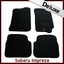 Subaru Impreza Tailored LUXURY 1300g Car Mats (1993 1994...1997 1998 1999 2000)