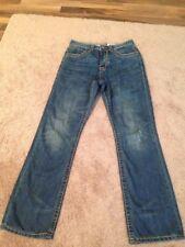 Men's Lee Cooper Vintage Straight Leg Fit Jeans Size 30RX32