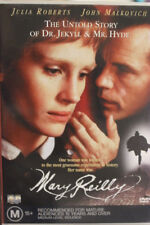 MARY REILLY RARE DELETED PAL DVD JOHN MALKOVICH & JULIE ROBERTS FILM DR JEKYLL
