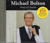 Michael Bolton Songs Of Cinema (2017 CD) Feat Dolly Parton New Sealed Gift Idea