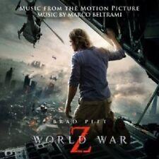MARCO BELTRAMI - WORLD WAR Z (SCORE)  CD NEU