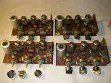 Dynacord board 82002 tube amplifier w. tone control incl. phase inverter driver