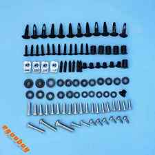 Racing Bike Complete Fixing Screws Set For Suzuki GSX-R600 GSX-R750 2008-2009