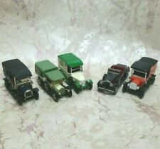 Matchbox  Models of Yesteryear set of 5 loose cars.
