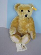 Steiff Teddy Nr 000508: Classic Teddybär 1909, Brummtimme, 35 cm, 1998-03, neuw.