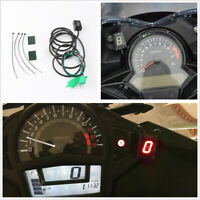 For Honda CBR600 F4I 2001-2006 1-6 Level Speed Gear Red LED Display Indicator 1x