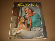 Family Circle Magazine, June, 1951, The King and I Photos Yul Brynner Dr. Spock!