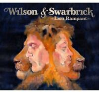 Jason Wilson and Dave Swarbrick - Lion Rampant [CD]