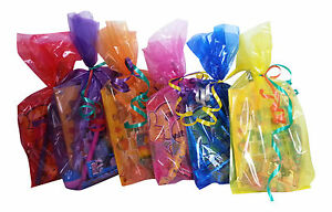 Pre Filled Children's Halal/vegetarian Party Bags For Birthdays, Eid