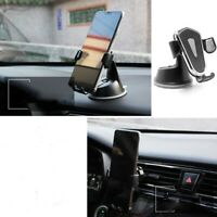 1x 360° Gravity Car Phone GPS Holder Air Vent Dashboard Mount Stand Accessories