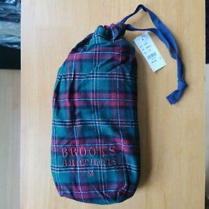 Brooks Brothers Men's Cotton Pyjama Trousers Gift Bag - Medium