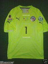 Claudio Bravo Chile Copa AmÉRica 2015 Match Unworn Shirt Final Match