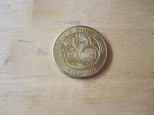 City of Dover, Delaware 1717-1992 Medal, In God We Trust