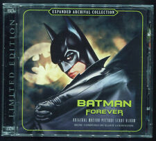 Batman Forever (Movie Soundtrack - Elliot Goldenthal) Limited Ed. 1/3500, 2 CDs