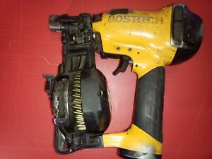 """Bostitch Pneumatic Coil Roofing Nailer 3/4"""" To 1 3/4"""" RN46-1"""