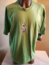Russell Athletic Sportswear 2XL Adult Tshirt New NWT Green Plain