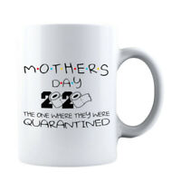 Funny Mothers Day 2020 Quarantined Gift for Mother Mom Parody Coffee Mug Mommy