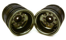 ALL TAMIYA T7 REAR Wheel HEX  Type 1/14 Tractor Truck  INTEGY C26923GUN 1.7