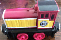 Dart Shunter Engine 2014 Thomas Trackmaster Mattel Gullane