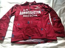 CASTELLI THERMODRESS - BRESCIA LONG SLEEVE CYCLING JERSEY RETRO 90s - SIZE V M/L