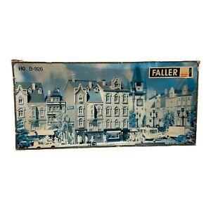 "Faller 926 HO ""Mittelstadt"" Apartments Building Kit EX/Box Brand New"