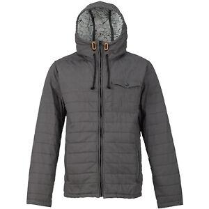 Burton Sylus Jacket Männer Streetwear Jacke grau *SALE* NEU
