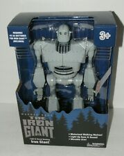 The Iron Giant Warner Bros 14-inch Light & Sound Motorized Walking Exclusive Mib