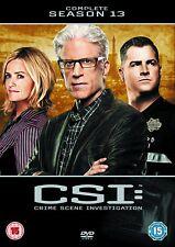CSI Las Vegas: Complete Season 13 (5 Discs) (DVD)