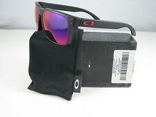 Oakley gafas Holbrookmatte Blackpositive rojo iridio