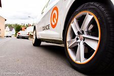 SEAT Exeo Ibiza Leon FELGENSCHUTZ & Styling Felgenringe 3R2 6L1 1M1 SC 5F5 6K1