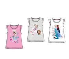 Abbigliamento bianchi senza marca per bambine dai 2 ai 16 anni Materiale 100 % Cotone