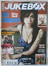 Jukebox N° 260 AMY WINEHOUSE GENE VINCENT MICHEL POLNAREFF MICHEL FUGAIN