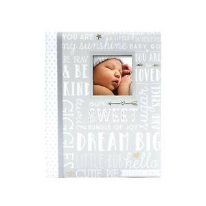 Lil Peach First 5 Years Dream Big Wordplay Baby Memory Book, Memory Journal, ...