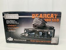 Uniden BEARCAT 980SSB CB Radio with SSB