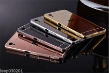Fundas y carcasas metálicas Para Sony Xperia Z3 para teléfonos móviles y PDAs Sony