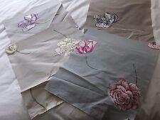 Bundle of 4 Stunning Design Forum Anastasia Embroidered Fabric Samples F503